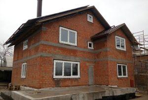 Строительство домов из кирпича цена Днепр -1