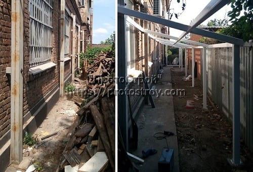 Демонтаж стен Днепр фото 2