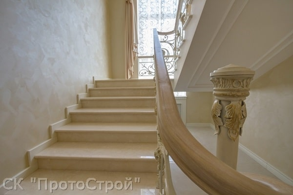 Дизайнерский ремонт частного дома Днепр - фото 10