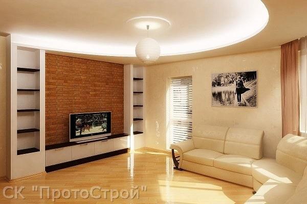 Капитальный ремонт дома Днепр - фото 7