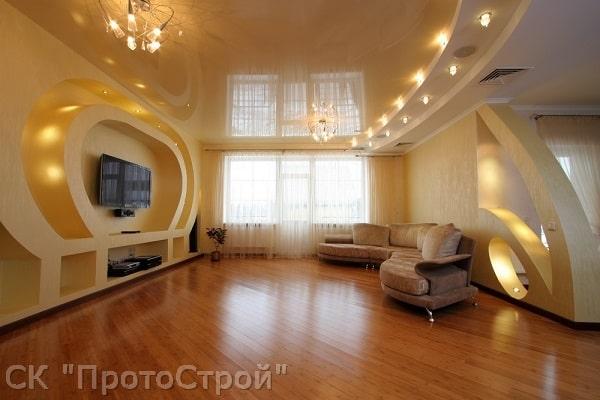 Капитальный ремонт дома Днепр - фото 10