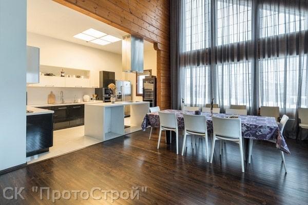 Дизайнерский ремонт частного дома Днепр - фото 8
