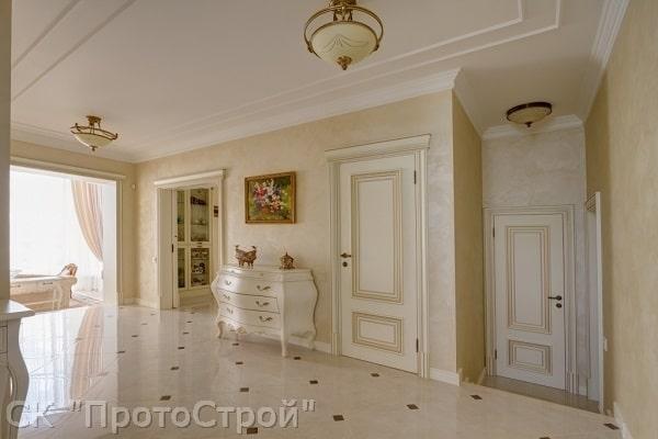 Дизайнерский ремонт частного дома Днепр - фото 12