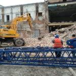 Демонтаж стен Днепр 11