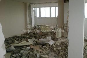 Демонтаж стен Днепр 13