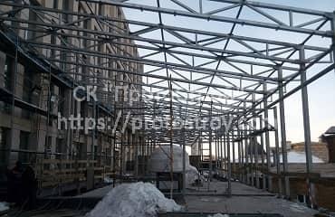 Изготовление монтаж металлоконструкций цена Днепр, Украина 1