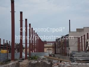 Изготовление металлоконструкций Днепр 21
