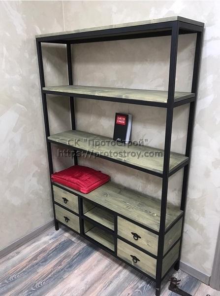 Производство металлической мебели Днепр -9
