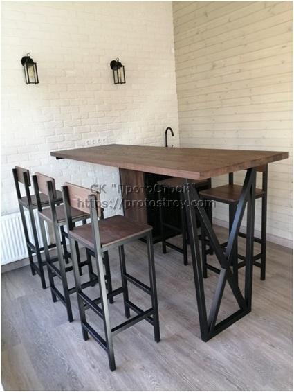 Производство металлической мебели Днепр -25