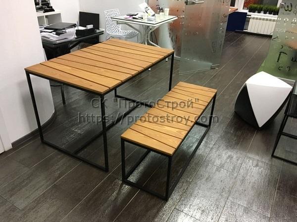 Производство металлической мебели Днепр -26