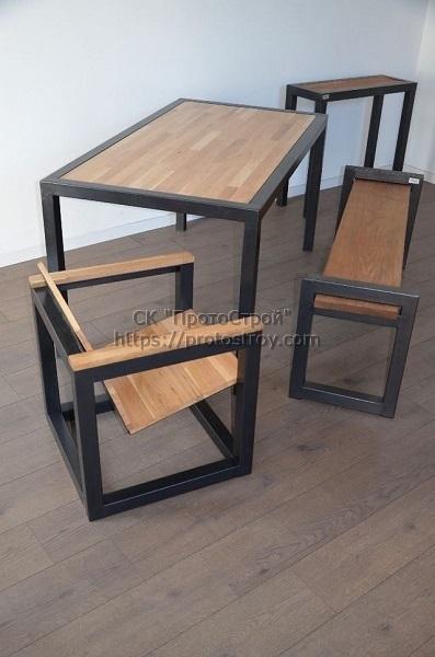 Производство металлической мебели Днепр -20