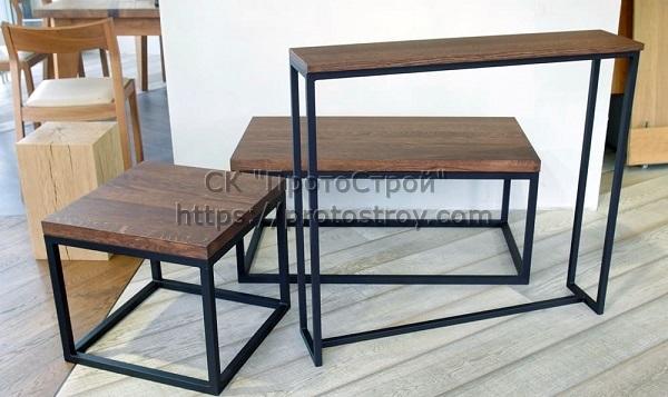 Производство металлической мебели Днепр -21