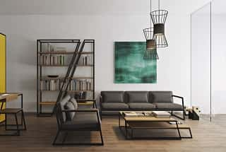 Производство металлической мебели в Днепре - фото 1 320