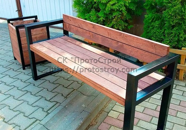 Производство металлической мебели Днепр -38