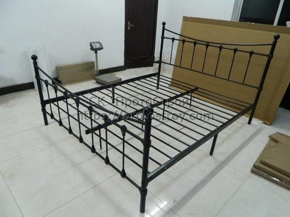 Металлическая мебель производство. Кровати из металла Днепр 2