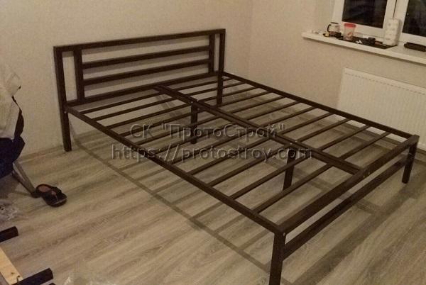 Металлическая мебель производство. Кровати из металла Днепр 4