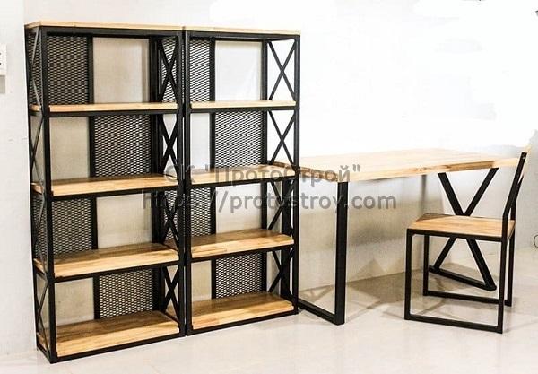 Производство металлической мебели Днепр -7