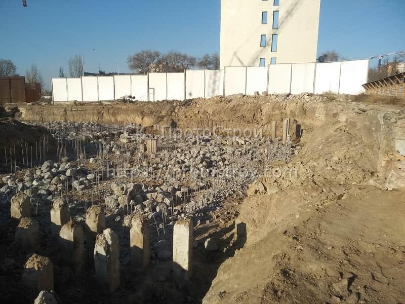 Строительство многоквартирного дома - 2