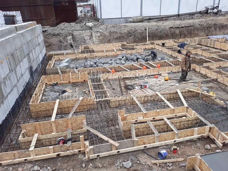 Строительство многоквартирного дома - 4