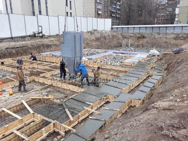 Строительство многоквартирного дома - 5
