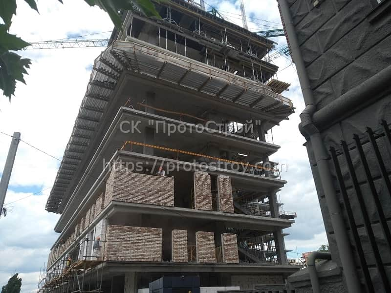 Строительство многоквартирного дома - 7