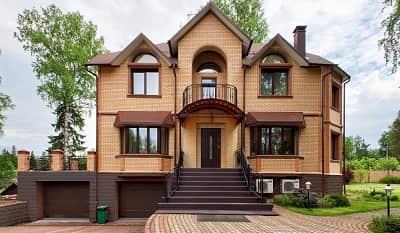 Дом из кирпича под ключ - цена Днепр. 400 -1